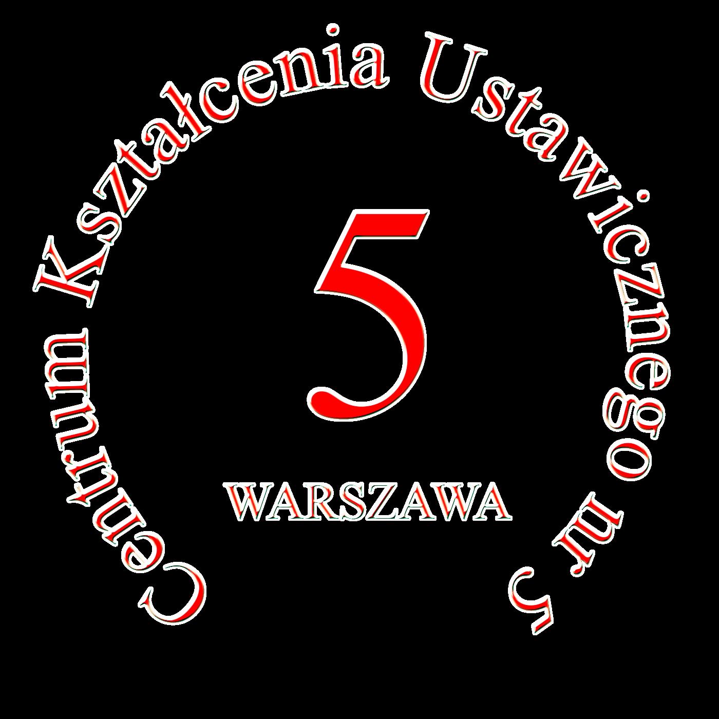 Centrum Kształcenia Ustawicznego nr 5 w Warszawie